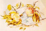 Demuth, Charles Peaches oil painting artist